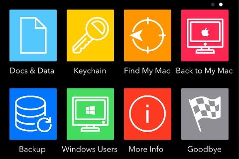 iCloud made simple screenshot 2