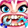 Frozen Dentist Office - crazy baby doctor in little kids teeth mania