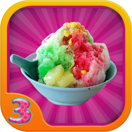 Frozen Ice Popsicles Maker 3 iOS App