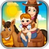 Cowgirl Mommy's Newborn Baby Doctor - my salon nurse games!