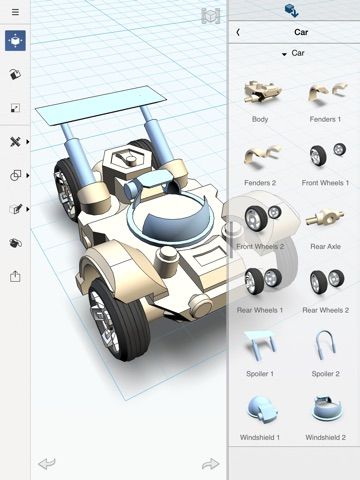 123D Design for Education screenshot 2
