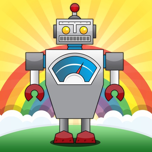 Robots: Videos, Games, Photos, Books & Interactive Activities for Kids by Playrific iOS App