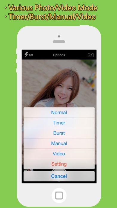 MiraCamera Screenshots