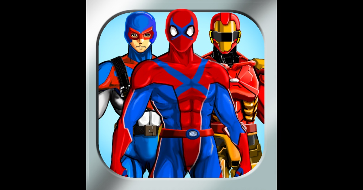 Character Design App Free : Create your own superhero free hero character costume