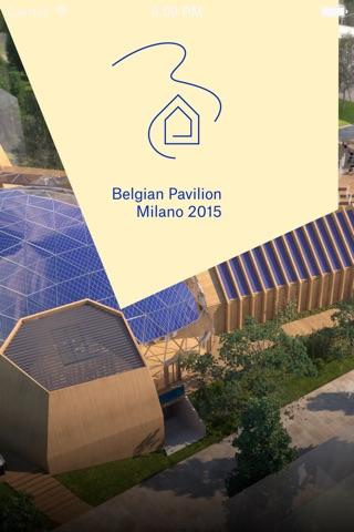 Het Belgische paviljoen - Expo Milano 2015 screenshot 1