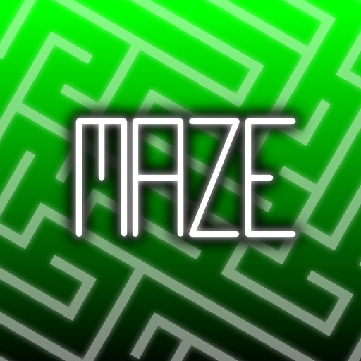 Maze - casual and fun mazes for everyone! iOS App
