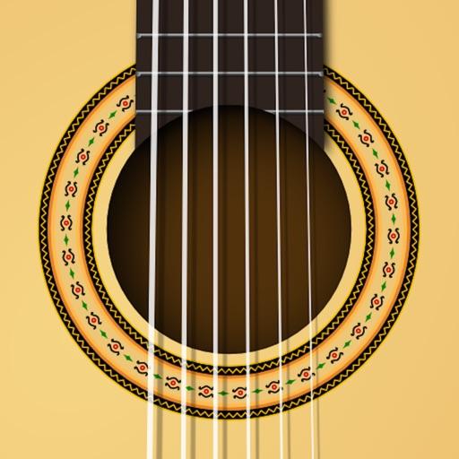 Classical Guitar Icon