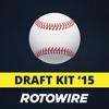 RotoWire Fantasy Baseball Draft Kit 2015