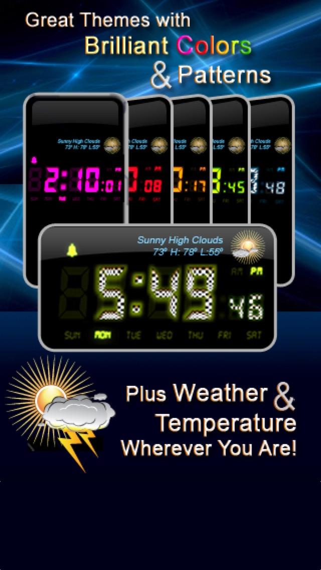 Best Alarm Clock Screenshot 2
