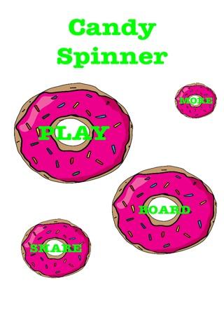 Candy Spinner screenshot 1
