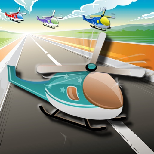 Air Combat Pro : Copters Shooting Of Launch Very Fun iOS App