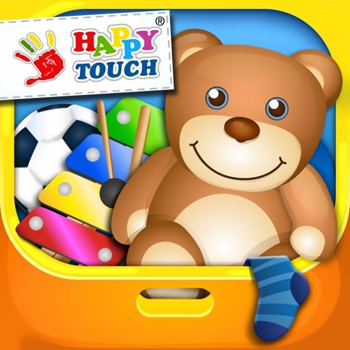 Jeux pour enfants - Nettoyer - de Happy-Touch® Pocket