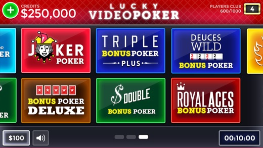 Video poker training software free