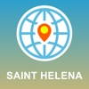 Saint Helena Map - Offline Map,  POI,  GPS,  Directions
