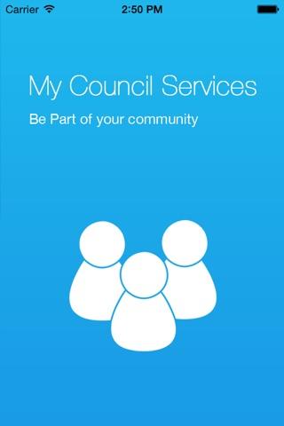 India - My Municipality Services screenshot 1