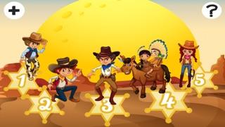 Screenshot of Cowboys Bambini Giochi1