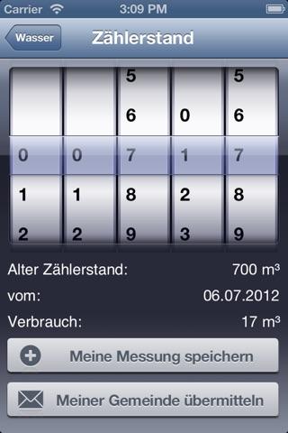 Wasser screenshot 2