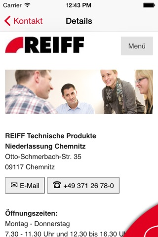 REIFF Technik screenshot 3