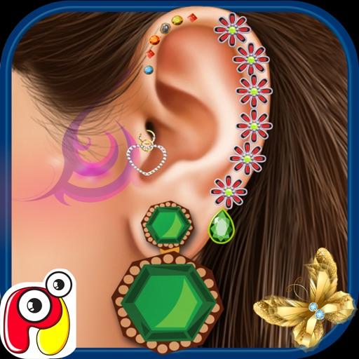 Ear Spa Salon - Ear treatment doctor and crazy surgery and spa game iOS App