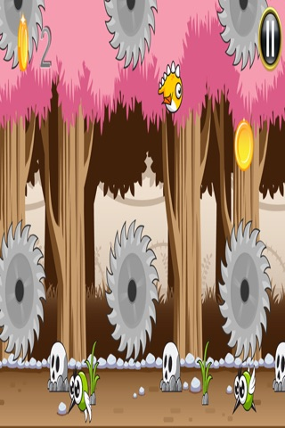 Flappy Dragon Dash: Jungle screenshot 4