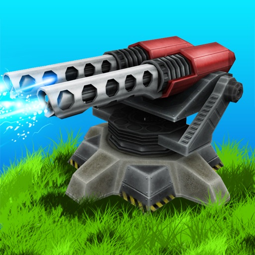 Galaxy Defense Plus: Classic defense game Icon