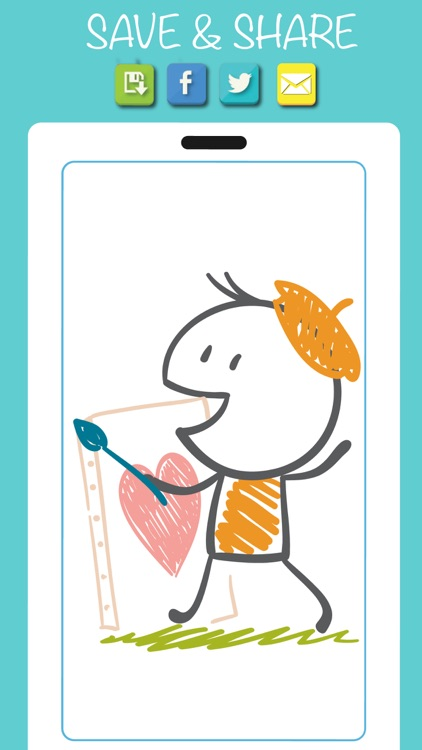 Painting Doodle Booth for Kids - Pencil Drawing Ideas Contest in ...