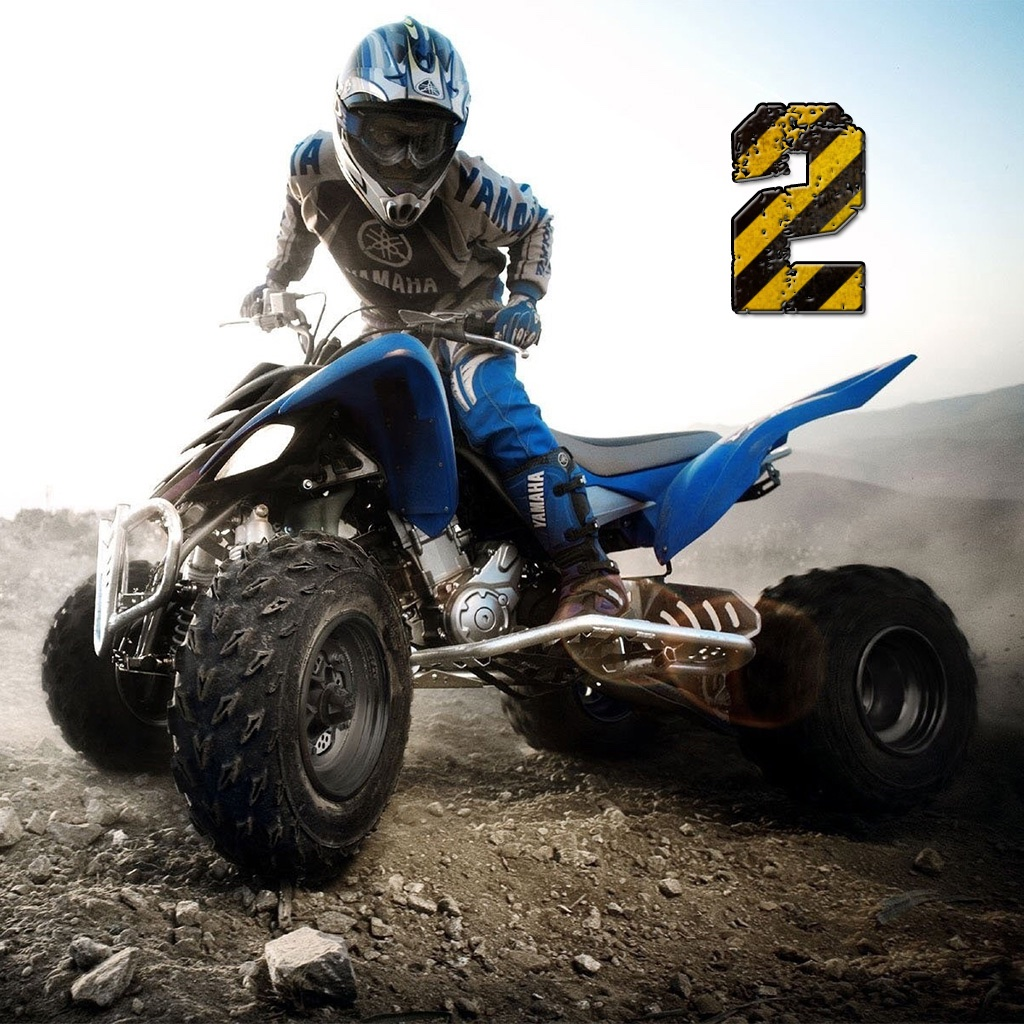 ATV Junkyard Challenge 2