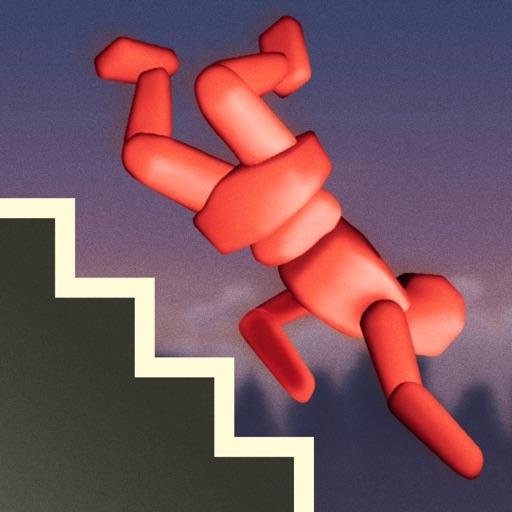 暴力摔梯 Stair Dismount Universal【3D解压】