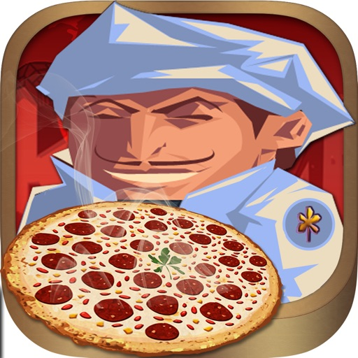 Pizza Maker Free Games - Crazy Cooking games for kids iOS App