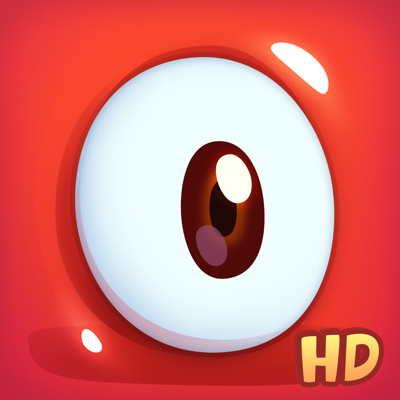 Pudding Monsters HD app review: a wacky puzzle