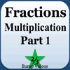 Multiplying Fractions Part 1