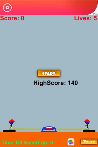 Parachute Rescuers screenshot 1