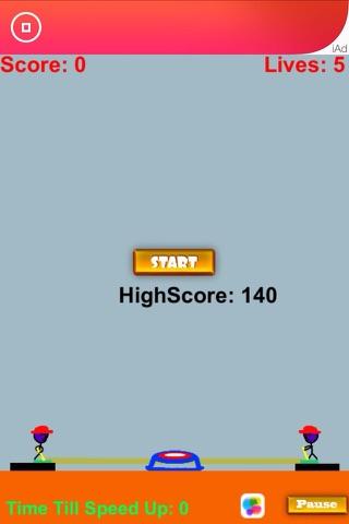 Parachute Rescuers screenshot 1