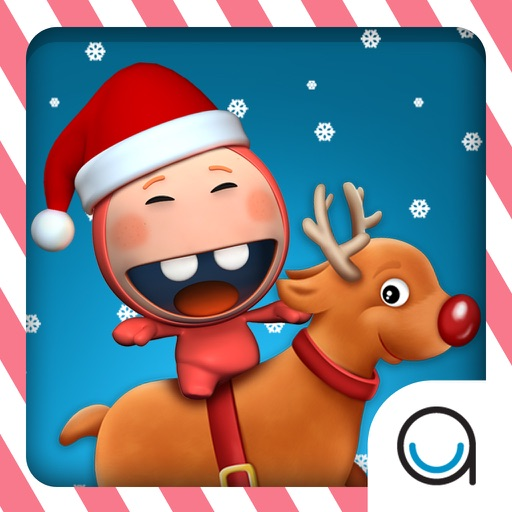 Christmas Eve Gift Hunt - Hidden Object Scanning for Montessori iOS App