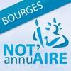 Annuaire des notaires de la Cour d'Appel de Bourges