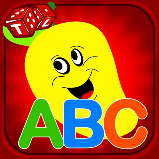 ABC Baby Fruit Flash Cards for PreSchool Kids iOS App
