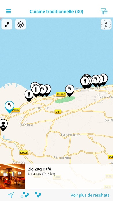 Pays d'Evian TourCapture d'écran de 4