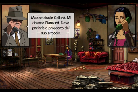 Broken Sword 1 - Il Segreto dei Templari: Director's Cut screenshot 4
