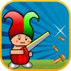 Funny timber - The adventure of crazy hero academy with chopper baby and tiny shooting man FX