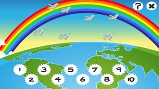 Screenshot of Attivo! Gioco Per i Bambini Per Imparare a Contare 1-10 Around the World2