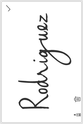 SignPen - Handwriting Signature screenshot 2