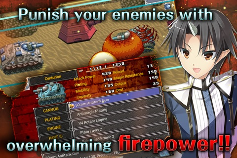 RPG Chrome Wolf screenshot 4