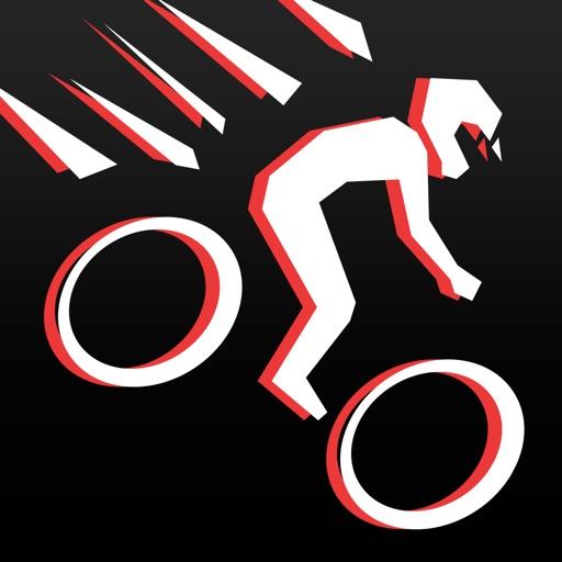 极限自行车