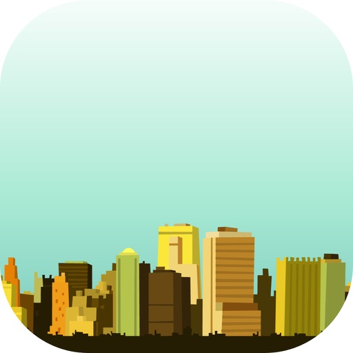 Cities 2048 Free Icon