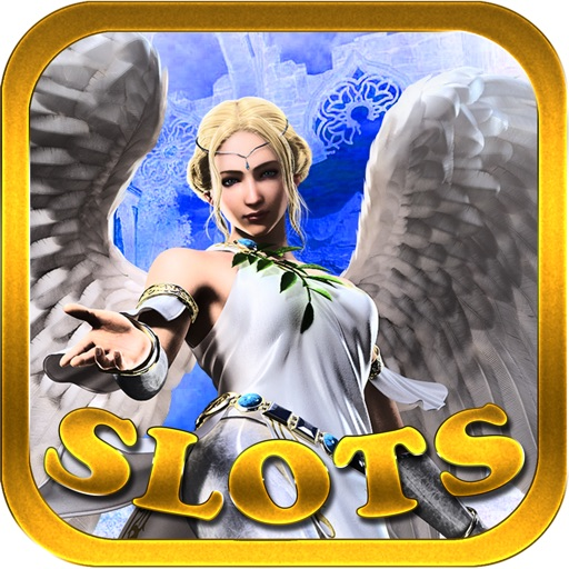 Angel Casino Slot - Lost Jackpot Las Vegas Journey iOS App
