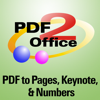 PDF2Office OCR for iWork - PDF to Pages, Numbers, Keynote