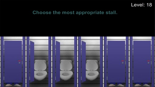 Bathroom Stall App bathroom simulator mobile on the app store