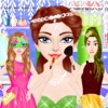 Princesse salon de beauté Fashion - Maquillage Makeover Jeux de Filles