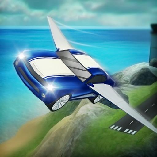 Flying Car Flight Simulator 3D iOS App