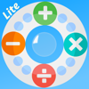 MATHS Loops lite: Times Tables quiz! Free game for children to practice & test mathematics: add, subtract, multiply and divide.